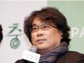 韩国著名导演奉俊昊6日出席第74届戛纳国际电影节开幕式